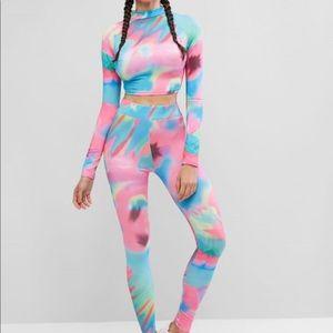Two Piece Sport Suit